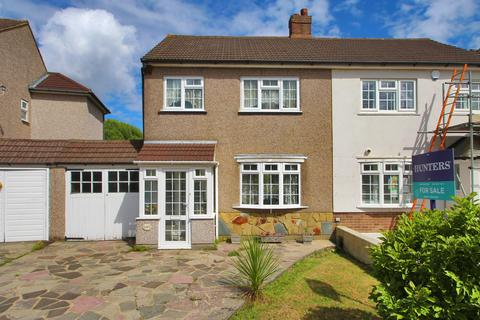 3 bedroom semi-detached house for sale - Fairfield Close, Sidcup, Kent, DA15 8QS