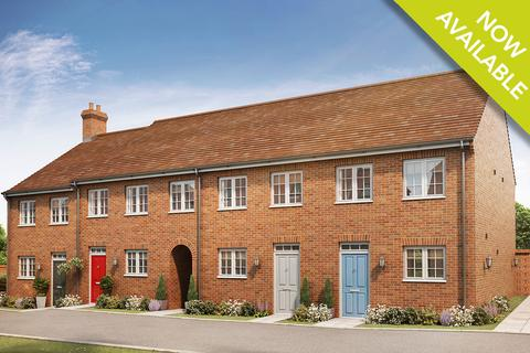 2 bedroom terraced house for sale - Plot 136, The Rye 2 - Mid-Terrace at Church View, Recreation Ground Road, Tenterden TN30