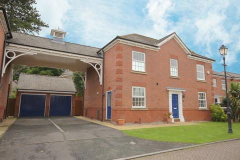 4 bedroom detached house for sale - The Courtyard, Gorstage, Cheshire, cw8