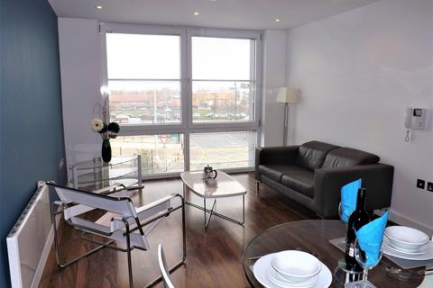 1 bedroom apartment for sale - Milliners Wharf , 2 Munday Street, Manchester, M4 7BB
