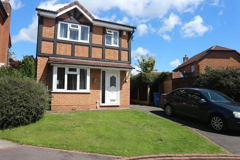 3 bedroom detached house for sale - Rogersons Green, Liverpool, Merseyside. L26 7ZL
