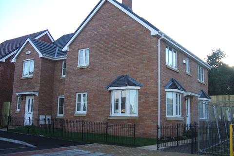 3 bedroom link detached house to rent -  Hanbury Grove,  Pontypool, NP4