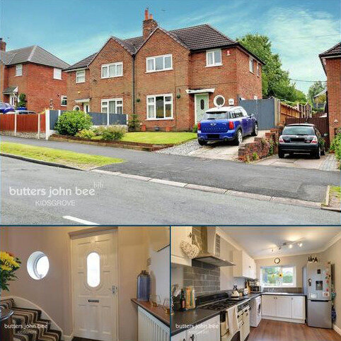 3 bedroom semi-detached house for sale - William Road, Stoke-On-Trent