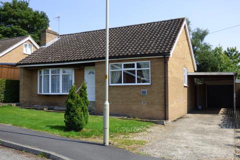 3 bedroom detached bungalow for sale - St Lamberts Drive, Burneston, Bedale
