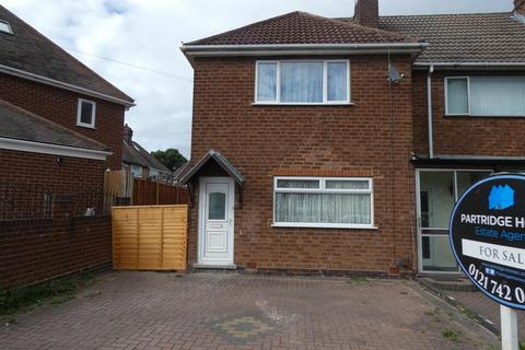 3 bedroom end of terrace house for sale - Rockingham Road, Yardley, Birmingham