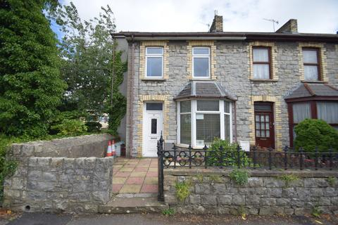 3 bedroom end of terrace house for sale - 29 Sunnyside Road, Bridgend, Bridgend County Borough, CF31 4AE