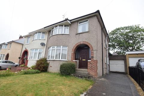 3 bedroom semi-detached house for sale - 44 Parcau Avenue, Bridgend, Bridgend County Borough, CF31 4SY