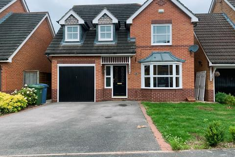 4 bedroom detached house for sale - Yellowhammer Drive, Worksop
