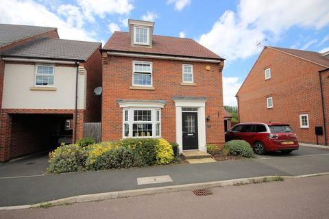 4 bedroom detached house for sale - Woodroffe Way, East Leake