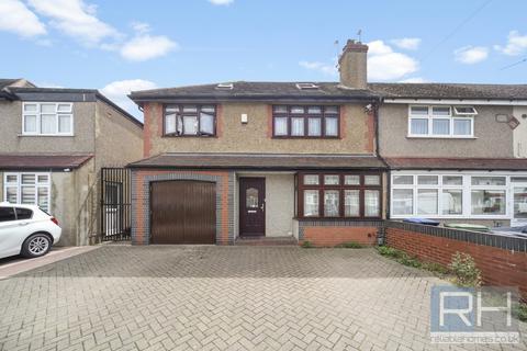 5 bedroom semi-detached house for sale - Leyburn Road, London, N18