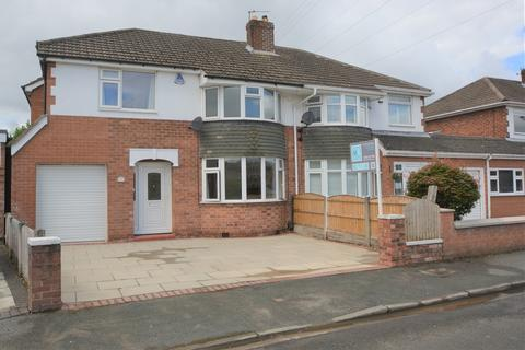 4 bedroom semi-detached house to rent - Vaudrey Drive, Woolston, Warrington
