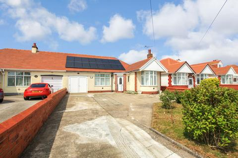 3 bedroom semi-detached bungalow for sale - Victoria Road West, Prestatyn