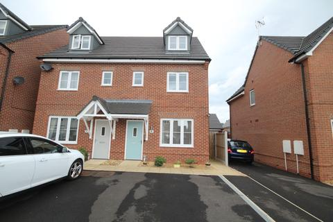 3 bedroom semi-detached house for sale - Moss Wood Court