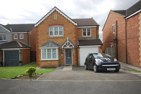 4 bedroom detached house for sale - Welby Drive, Ushaw Moor