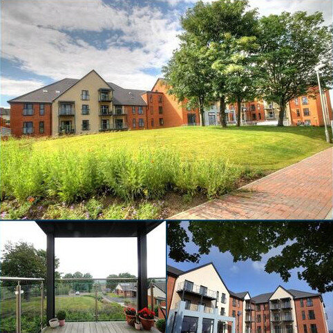 2 bedroom retirement property for sale - The Elms, Chester le Street, Co Durham, DH2