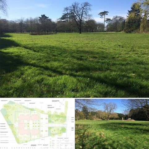 Plot for sale - Hadleigh Road,, East Bergholt,, CO7