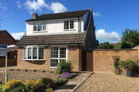 3 bedroom detached house for sale - West End, Kilham, Driffield