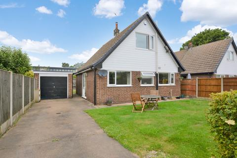 3 bedroom chalet for sale - Ridgeway Close, Farnsfield