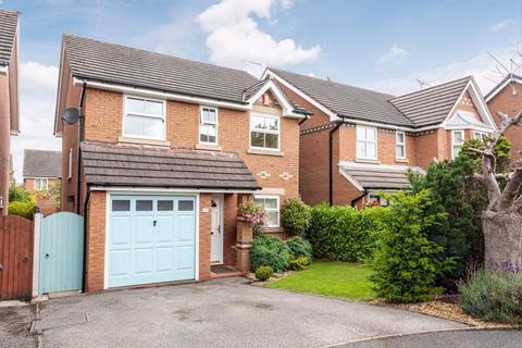3 bedroom detached house for sale - Southfields Close, Wybunbury