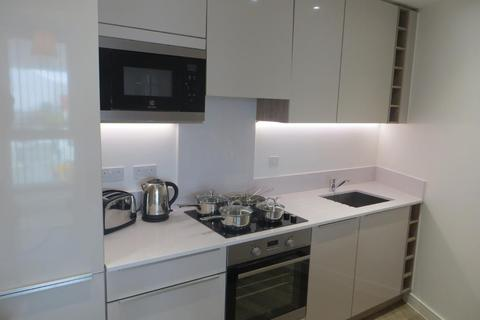 1 bedroom flat for sale - Ossel House, Cable Walk, Enderby Wharf, London, SE10 0EH