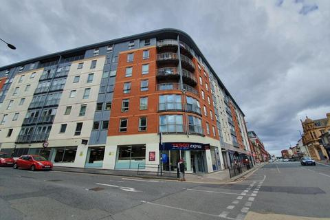 2 bedroom apartment to rent - Hall Street, City Centre, Birmingham, West Midlands, B18 6BX