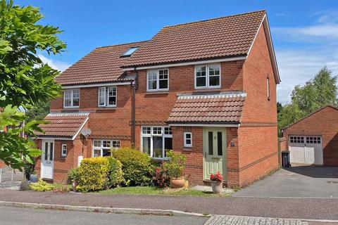 3 bedroom semi-detached house for sale - Whitmore Way, Honiton