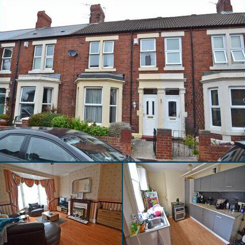 3 bedroom terraced house for sale - Denwick Terrace, Tynemouth