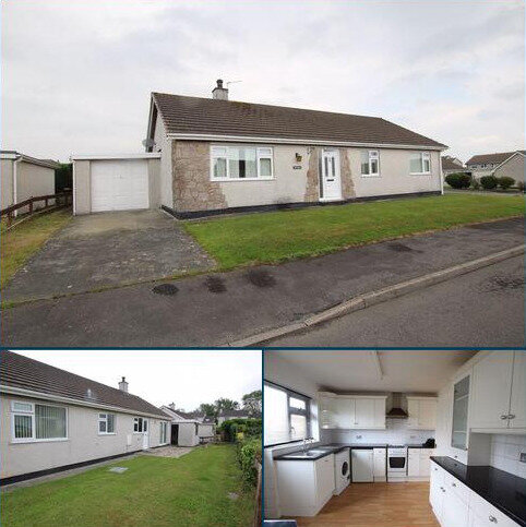 3 bedroom detached bungalow for sale - Llangefni, Anglesey