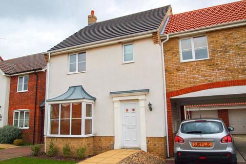 4 bedroom detached house to rent - Watson Way, Marston Moretaine