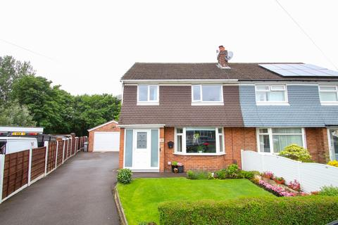 4 bedroom semi-detached house for sale - Ripley Crescent, Davyhulme, Manchester, M41