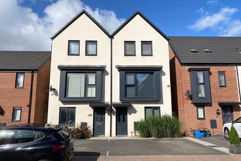 3 bedroom semi-detached house for sale - Ffordd Penrhyn, Barry