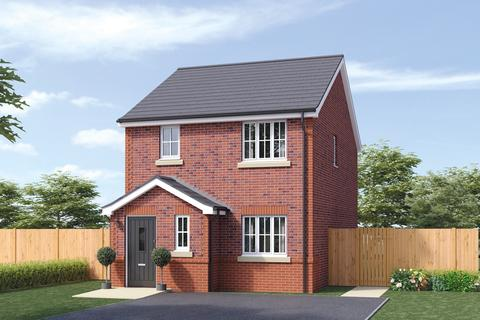 3 bedroom detached house for sale - Plot 123 - The Malvern at Hall Drive Park, Hall Drive ST7