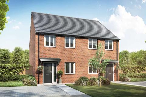 2 bedroom end of terrace house for sale - Plot 126, The Tolkien at Olympia, York Road, Hall Green, West Midlands B28