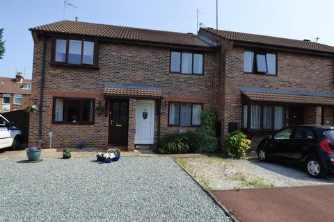 2 bedroom terraced house for sale - 2 Smedley Close, Beverley, East Yorkshire, HU17 0QF