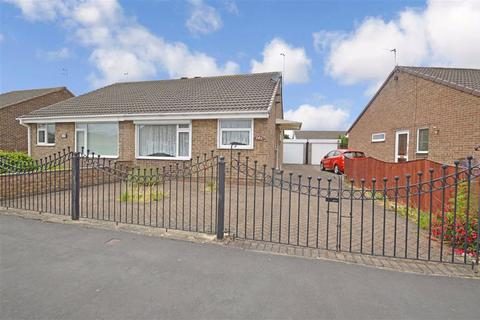 2 bedroom semi-detached bungalow for sale - Newtondale, Sutton Park, Hull, HU7