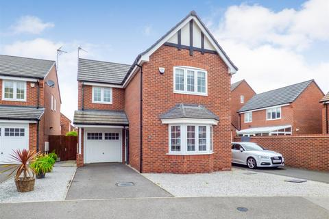 3 bedroom detached house for sale - Beacon View, Ollerton, Newark