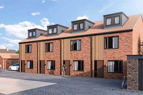 3 bedroom townhouse for sale - Georges Place, Pocklington