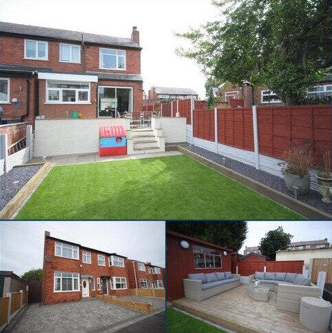 3 bedroom semi-detached house for sale - Lessingham Avenue, Swinley, Wigan