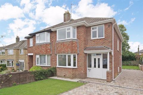 3 bedroom semi-detached house for sale - Kingsley Close, Harrogate, North Yorkshire