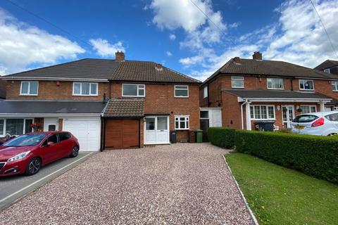 3 bedroom semi-detached house to rent - Hobs Moat Road, Solihull, B92 8PF