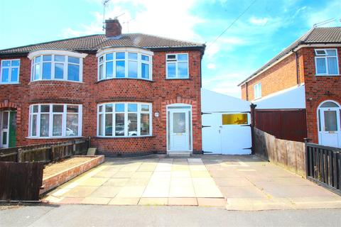 3 bedroom semi-detached house for sale - Fairbourne Road, Leicester