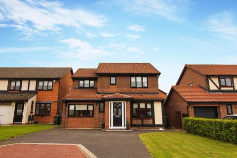 4 bedroom detached house for sale - Canonsfield Close, North Walbottle, Newcastle Upon Tyne