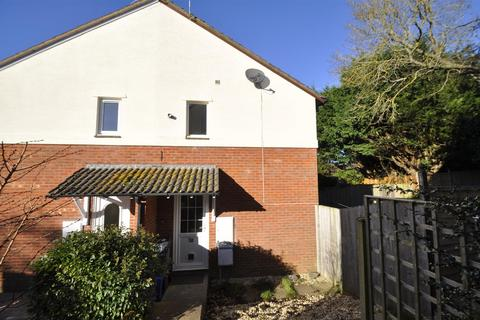1 bedroom end of terrace house to rent - Brent Close, Woodbury
