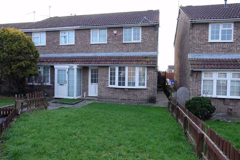 3 bedroom semi-detached house for sale - Fonmon Park Road, Rhoose, Vale Of Glamorgan