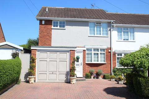 3 bedroom semi-detached house for sale - Trevor Road, Hinckley
