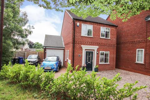 3 bedroom detached house for sale - Clayton Road, Clayton, Newcastle