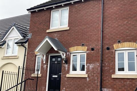 2 bedroom end of terrace house to rent - Cyfarthfa Mews, Swansea Road, Clwydyfagwyr, Merthyr Tydfil, CF48