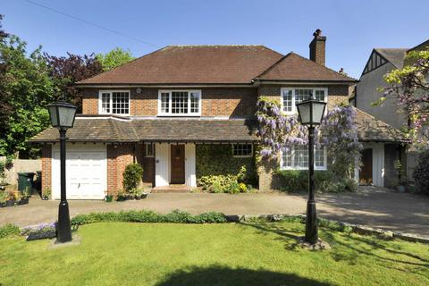 4 bedroom detached house for sale - Withdean Road, Brighton, BN1