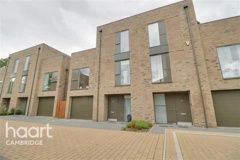 4 bedroom semi-detached house to rent - Brook End Close, Cambridge
