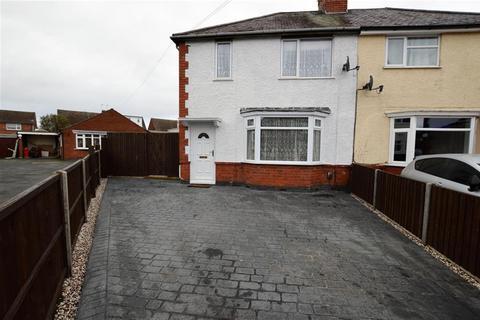 3 bedroom semi-detached house to rent - Waverley Road, Wigston, LE18 4UW